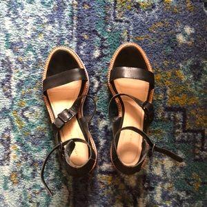 Loeffler Randall Platform Sandal Size 7
